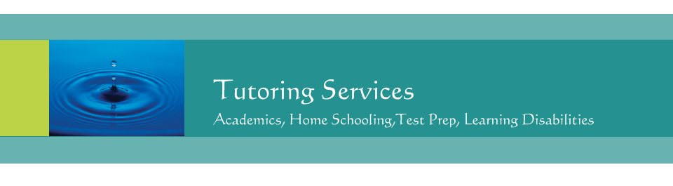 Tutoring Services - Academics, Home Schooling,Test Prep, Learning Disabilities